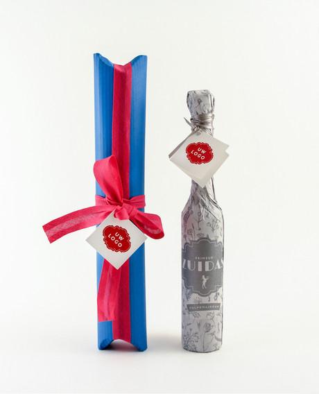 Packaging personalization, ribbon version