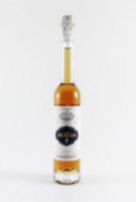 fles tulpenlikeur Primeur Zuidas. A bottle of Tulip Liqueur