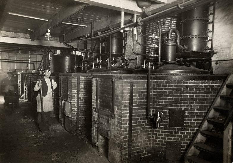 distilleerderij van zuylekom in de jordaan