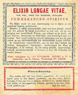 Elixir Longae Vitae