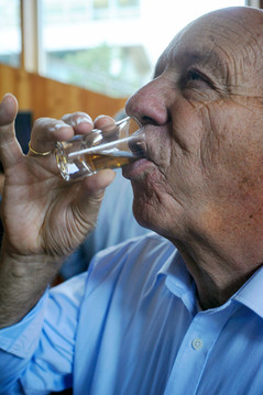Tasting the world's first tulip liqueur