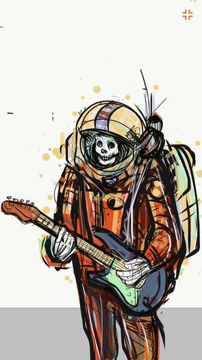 The Dead Astronaut