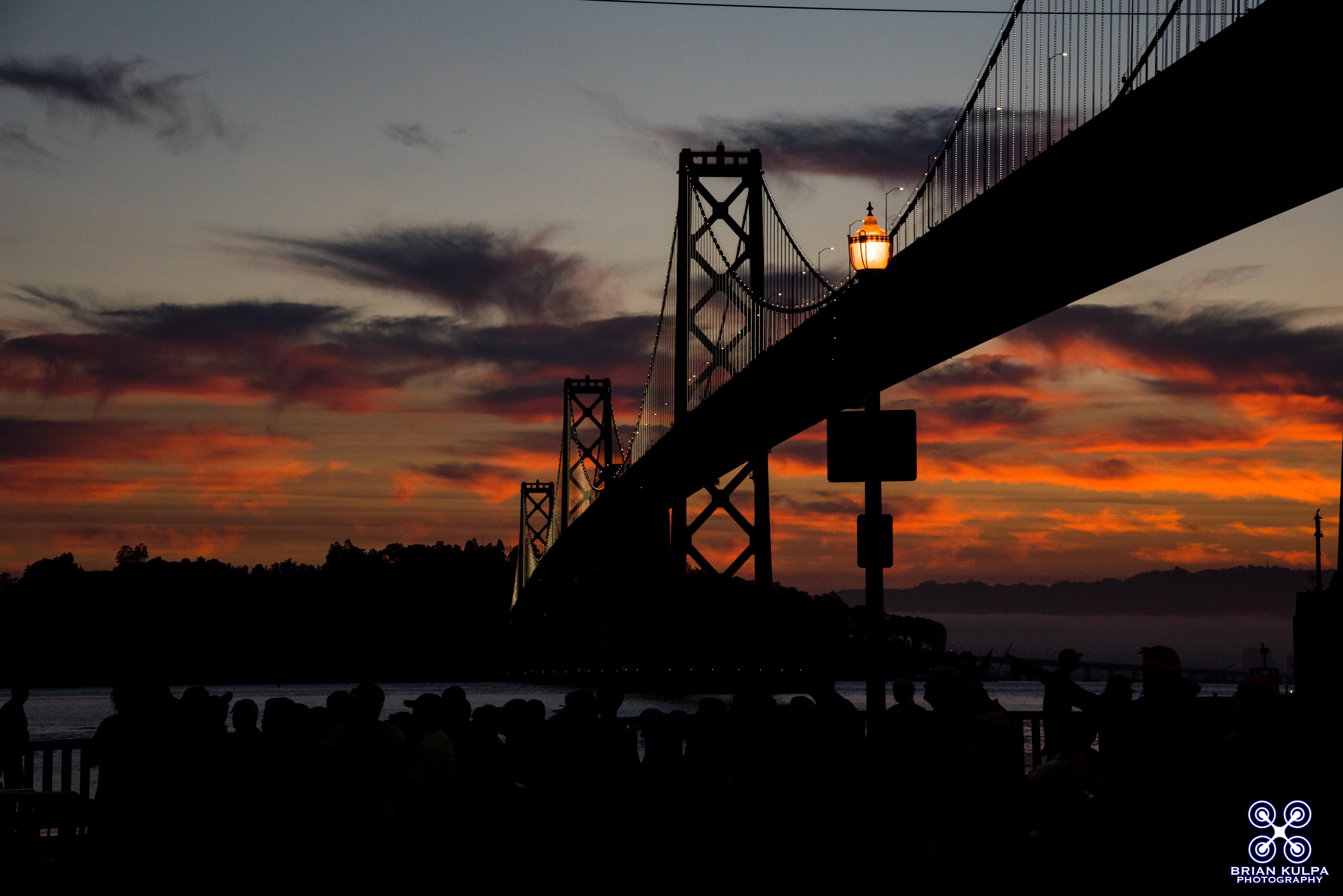 San Francisco Marathon Sunrise