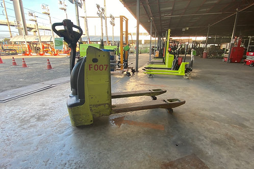 (F007) ELECTRIC PALLET TRUCK