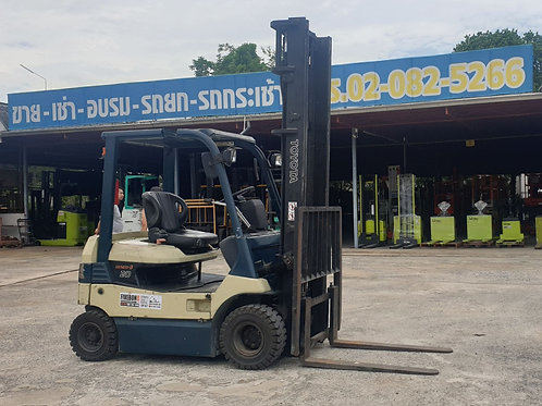 (A014) ELECTRIC FORKLIFT TOYOTA  2.5 T