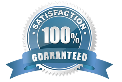 Golden window cleaning service with a 100% satisfaction guarantee.