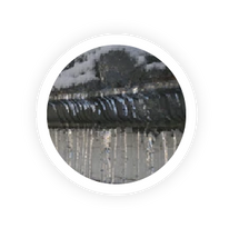 Gutter cleaning in Golden can help you avoid freezing hazards.