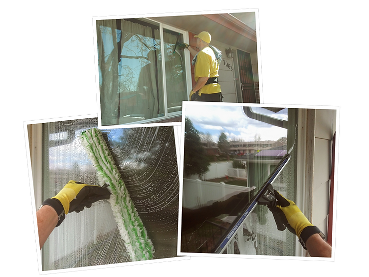 A Brighter Day Window Cleaning in Golden, CO.