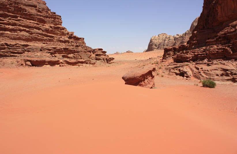 Desert du Wadi Rum