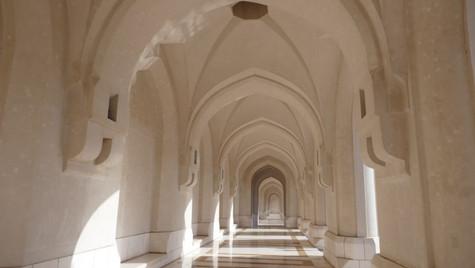 Palais du Sultan Qabus Ibn Saïd - Mascate