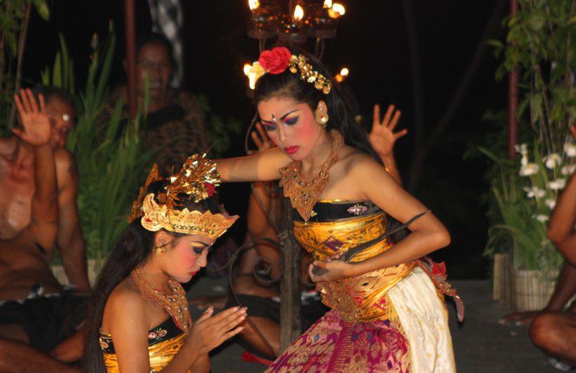 Danses balinaises - Bali