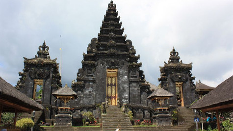 Temple Besakih - Bali