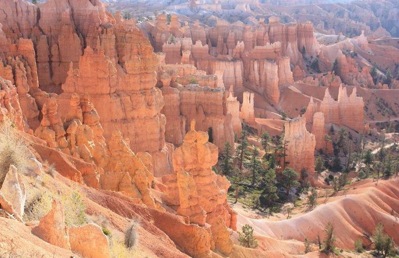 Cheminées des Fées - Bryce Canyon
