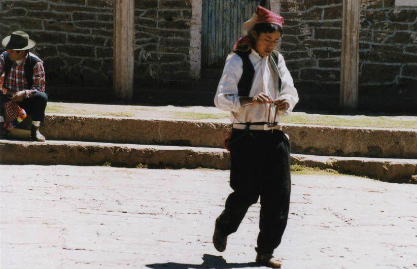Ilien de Taquilé - Lac Titicaca