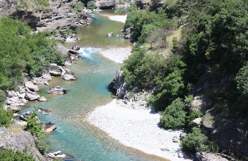 Rivière moraka