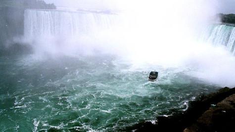 Les Chuttes du Niagara