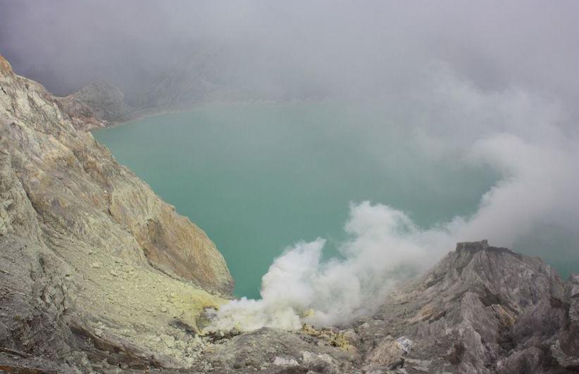 Volcan Kava Ijen - Java
