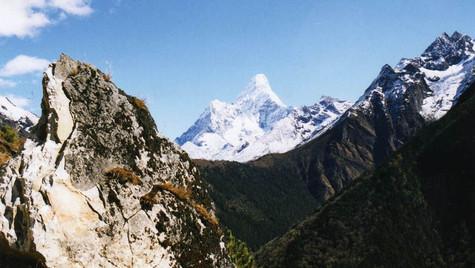 Ama Dablam 6858 m
