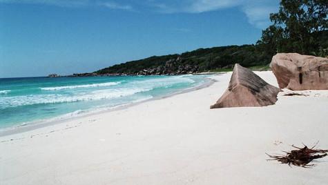 Vue plage