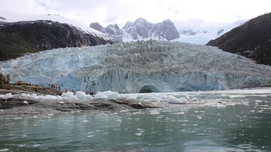 Glacier Pia - Chili