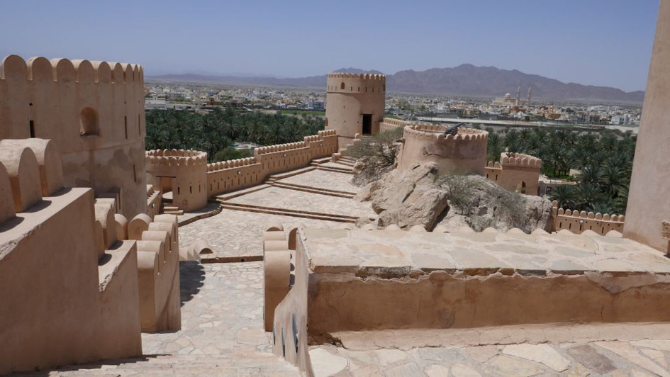 Forteresse d'Oman