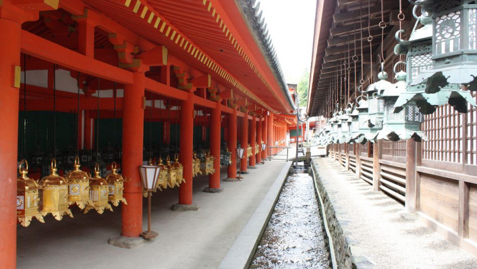Lanternes sacrées - Nikko