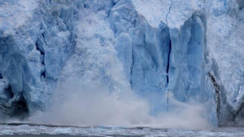 Glacier Aguila - Chili