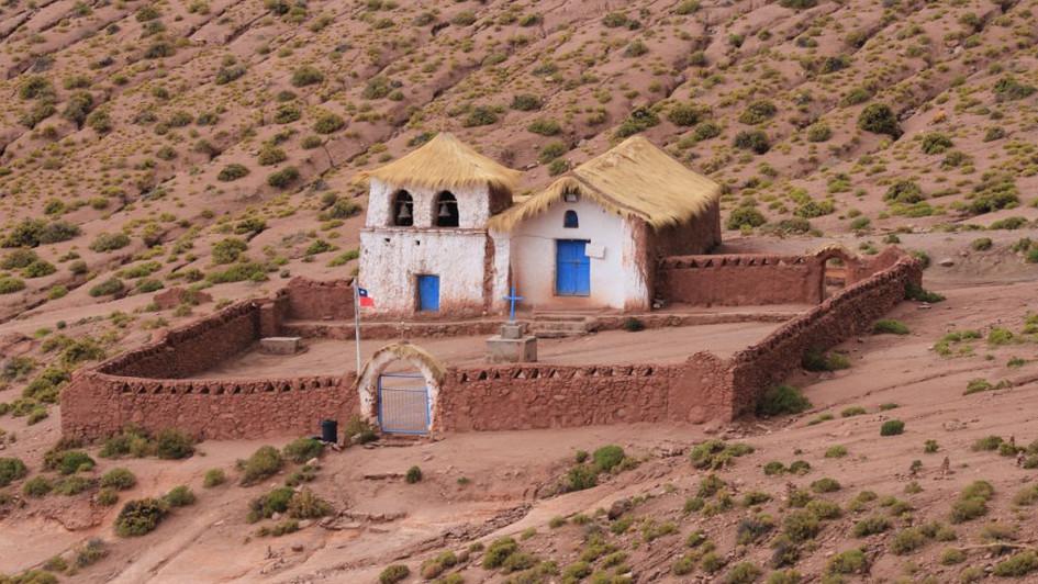 Église - Atacama