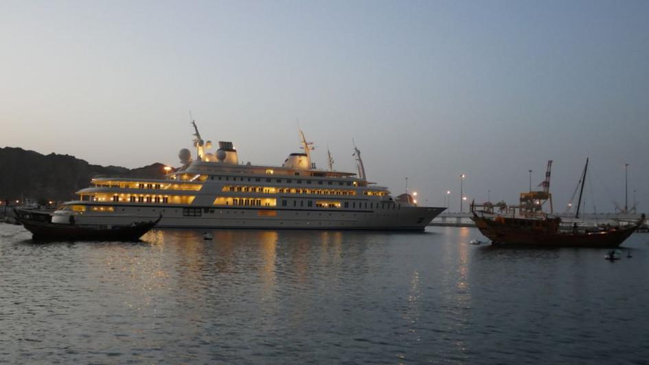 Port de Mascate