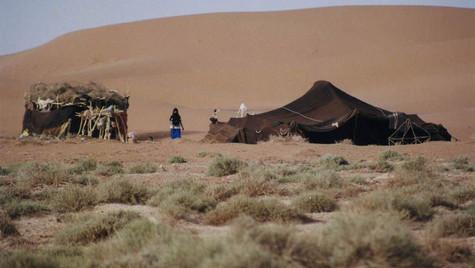 Campement berbère