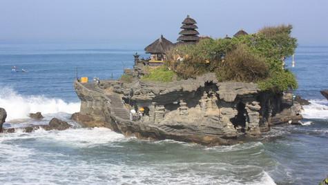 Temple marin Tanah Lot - Bali