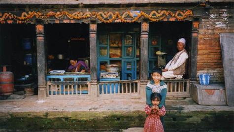 Échope - Bhaktapur