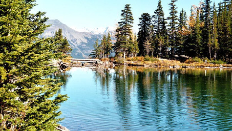Lac Sainte-Agnès