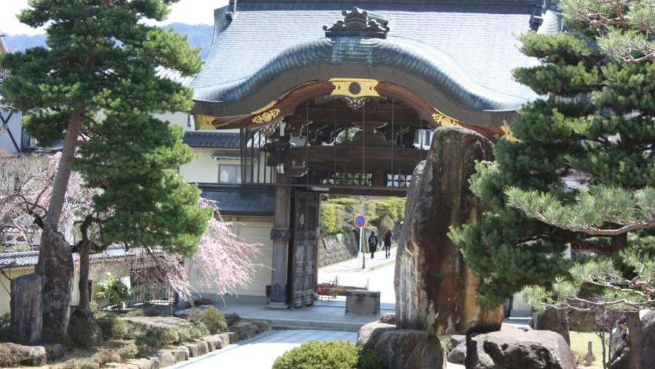 Temple - Takayama