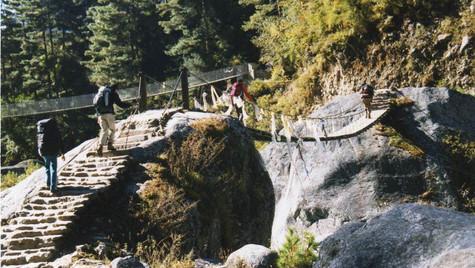 Trek - Vallée du Kumbu