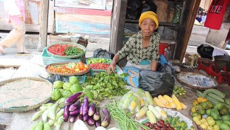 Marché Jogjakarta - Java