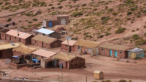 Village typique - Atacama