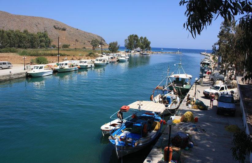 Port de Georgiopouli