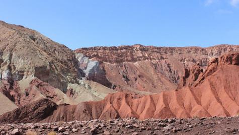 Raimbow Valley - Atacama