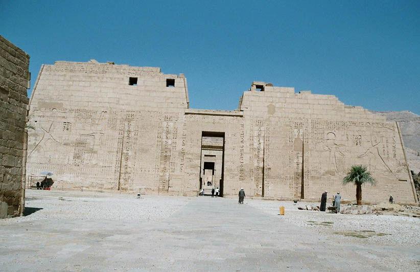 Vallée des Rois Luxor