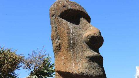 Moai - Vinas Del Mar - Chili