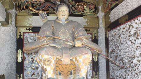 Samouraï - Nikko