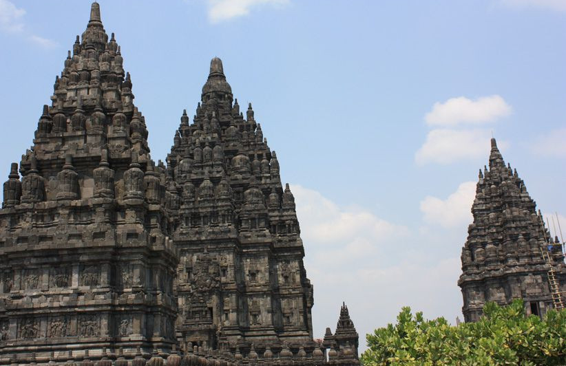Temple Prambanam - Java