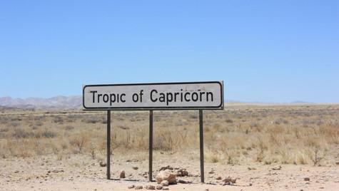 Tropic du Capricorne