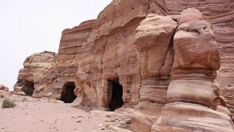 Petra Grottes