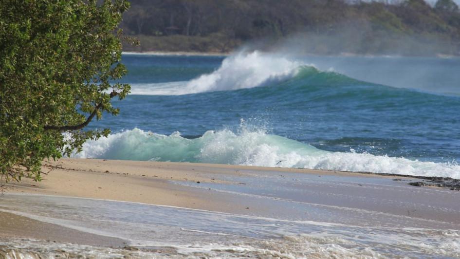 Plage Tamarindo côte Caraïbe