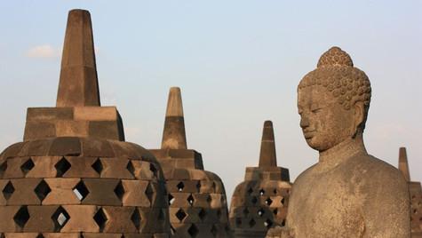 Temple Borobudur - Java