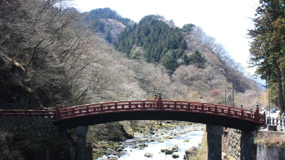 Pont sacré - Nikko