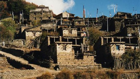 Village tour des Annapurnas