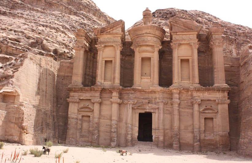 Petra le Monastere El Deir